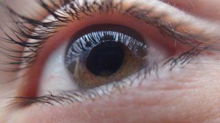 oeil maladie de la cornée