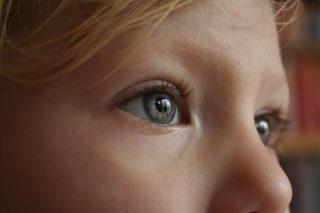 yeux d'un enfant - consultation ophtalmo-pédiatrie